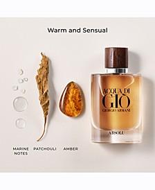 Men's Acqua di Giò Absolu Eau de Parfum Fragrance Collection