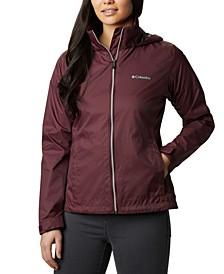 Women's Switchback Waterproof Packable Rain Jacket