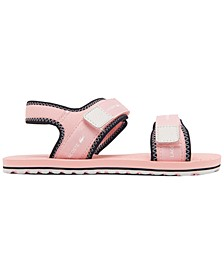 Big Girls SOL Stay-Put Casual Sandals from Finish Line