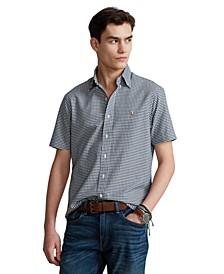 Men's Classic-Fit Oxford Shirt