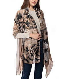 Brushed Floral Wrap, Created for Macy's