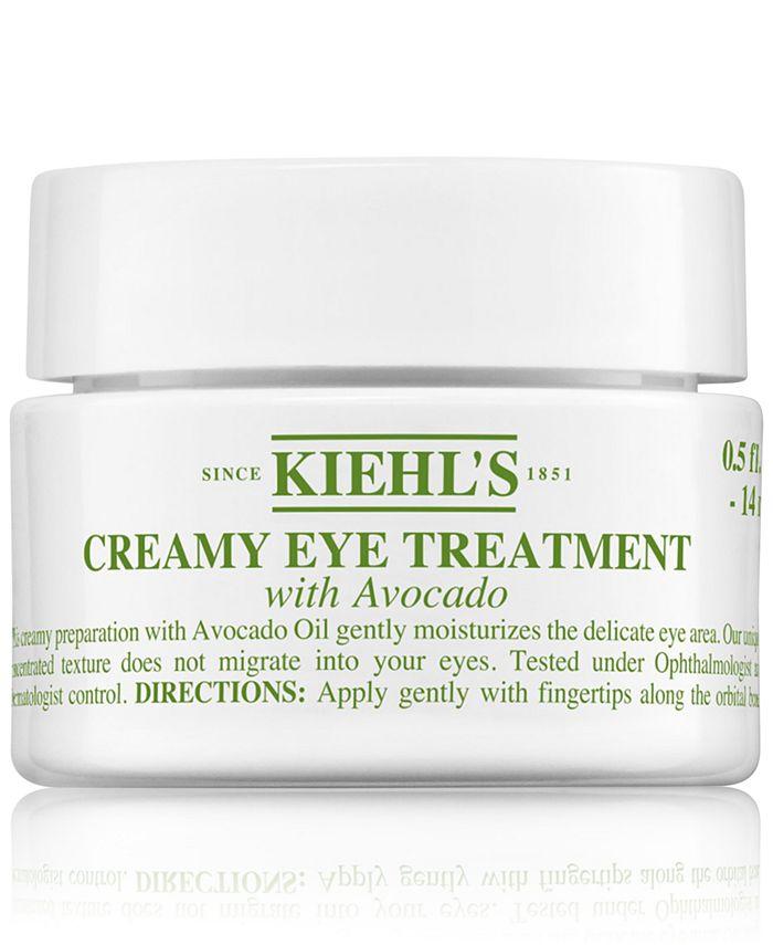 Kiehl's Since 1851 - Creamy Eye Treatment With Avocado, 0.5-oz.