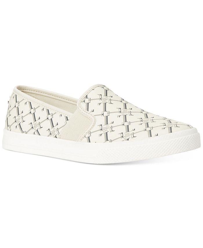 Lauren Ralph Lauren - Jinny Slip-On Sneakers