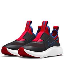 Little Boys Flex Plus Slip-On Running Sneakers from Finish Line