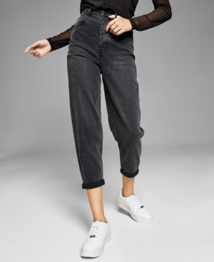 Women's Tapered Cuffed Jeans