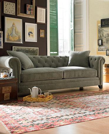 Martha Stewart Saybridge Living Room Furniture Furniture Macy 39 S