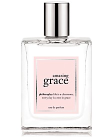 philosophy amazing grace eau de parfum, 2 oz