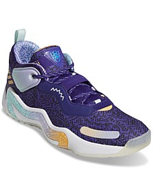 Men's D.O.N. Issue #3 Basketball Sneakers from Finish Line