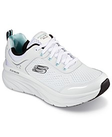 Women's Relaxed Fit D'Lux Walker Walking Sneakers from Finish Line