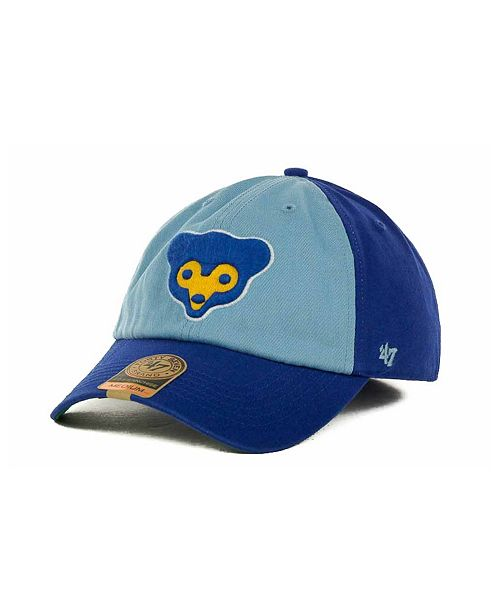 322bf1df0f1 47 Brand Chicago Cubs MLB  47 Franchise Cap   Reviews - Sports Fan ...