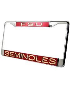 Stockdale Florida State Seminoles Laser License Plate Frame