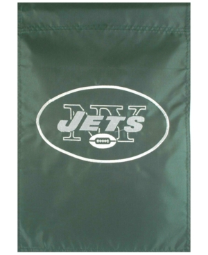 Party Animal New York Jets Garden Flag
