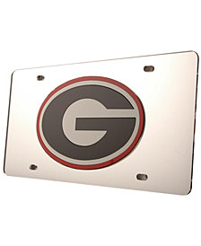 Stockdale Georgia Bulldogs License Plate