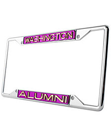 Stockdale Washington Huskies Laser License Plate Frame