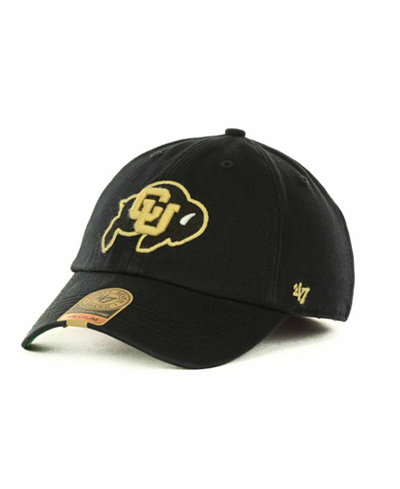 '47 Brand Colorado Buffaloes Franchise Cap