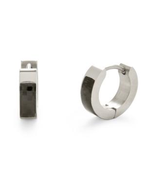 Men's Huggie Earrings