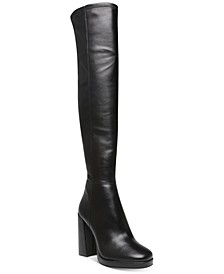 Women's Magnifico Platform Over-the-Knee Boots