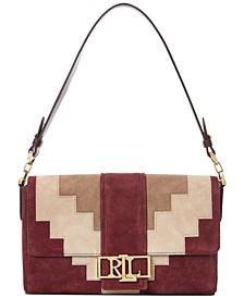 Spencer Patchwork Leather Shoulder Bag