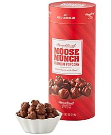 All Milk Chocolate Moose Munch Premium Popcorn, 18 oz.