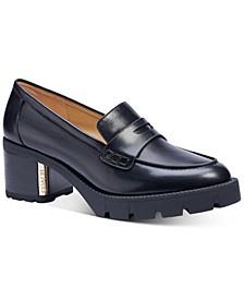 Women's Cora Lug-Sole Loafers