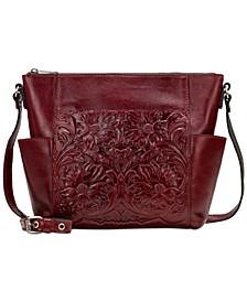 Leather Aveley Crossbody