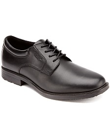 Rockport Men's Essential Details Plain Toe Waterproof Oxford
