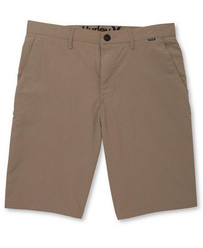 Hurley Men's Dri Fit Chino Shorts - Shorts - Men - Macy's