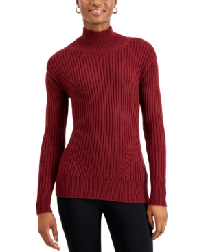 Flange Turtleneck Sweater