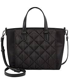 Caylah Nylon Tote, Created for Macy's