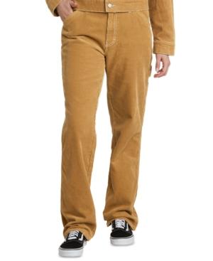 Juniors' Corduroy Carpenter Pants