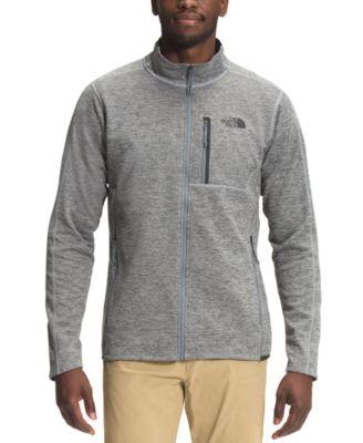 노스페이스 맨 플리스 집업 맨투맨 The North Face Mens Canyonlands Standard-Fit Full-Zip Fleece Sweatshirt,Tnf Medium Grey Heather