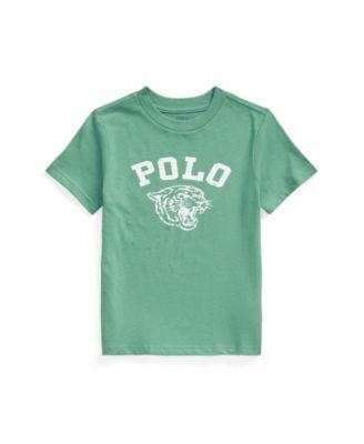 폴로 랄프로렌 남아용 반팔티 Polo Ralph Lauren Toddler Boys Cotton Jersey Graphic Tee