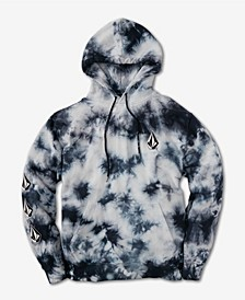Men's Iconic Stone Pullover Hoodie