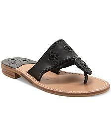 Classic Palm Beach Flat Sandals