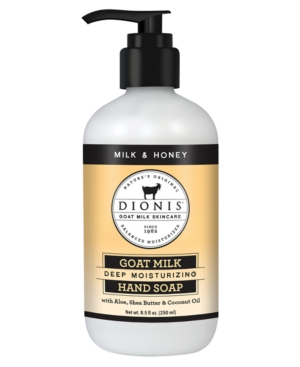 Goat Milk Honey and Milk Hand Soap