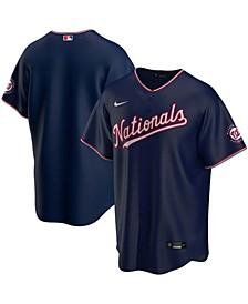 Men's Navy Washington Nationals Alternate Replica Team Jersey