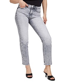 Girly High-Rise Skinny Jeans