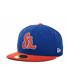 New Era St. Lucie Mets MiLB 59FIFTY Cap