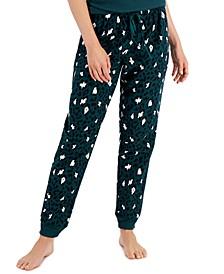 Flannel Pajama Pants, Created for Macy's