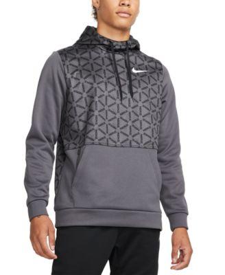 나이키 맨 후디 Nike Mens Therma-FIT Geo-Print Hoodie
