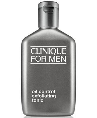 For Men Oil Control Exfoliating Tonic 6.7 Fl. Oz. by Clinique