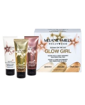 Women's Gleam On The Go Glow Girl Face and Body Radiance Kit