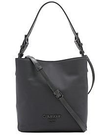 Brielle Nylon Shoulder Bag