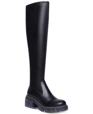 Women's Rosalia Over-the-Knee Lug-Sole Boots