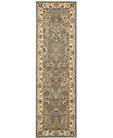"""Home Lumiere Stateroom 2'3"""" x 7'9"""" Runner Rug"""