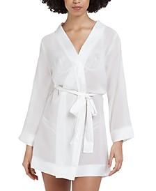 Chiffon Kimono Wrap Robe