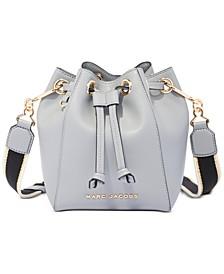 The Leather Bucket Bag