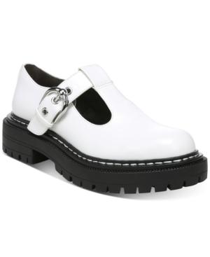 Women's Emelia Lug Sole Mary Jane Loafers Women's Shoes