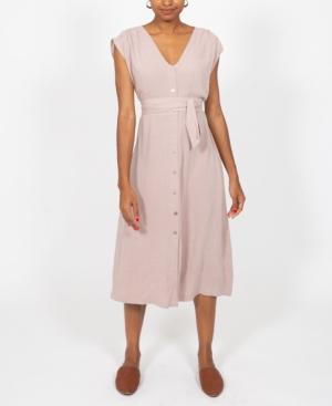 Women's Lily Linen Dress