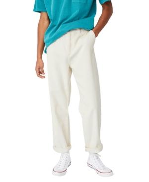 Men's Cord Loose Fit Pants